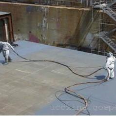 聚脲施工屋顶防水