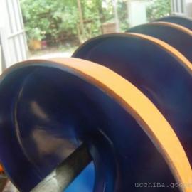 搅拌机螺旋搅龙叶片涂料防护
