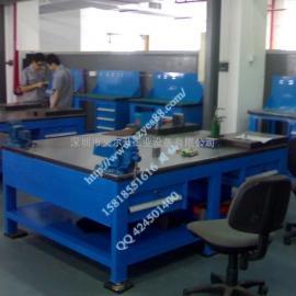 特供A3钢板合模台 30厚钢板台面合模台 定做重型合模台