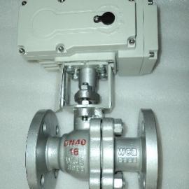 Q941F-智能调节型电动球阀|不锈钢电动球阀