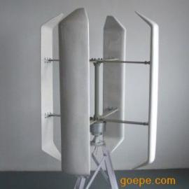 无声美观高效磁悬浮风力发电机 风光互补