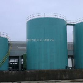 广东惠州电厂聚脲涂料储罐防腐聚脲施工