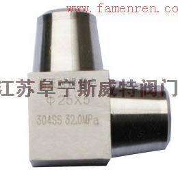 CNG焊接直角接头