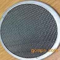 供应不锈钢编制网圆片 编制过滤网
