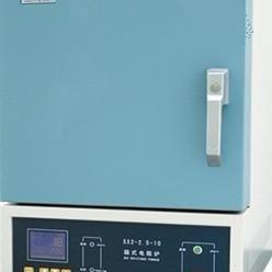 SX2-2.5-10T型箱式电阻炉(陶瓷纤维) 价格|厂家