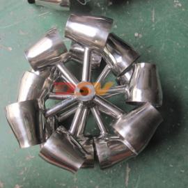 W型不锈钢漏斗叶轮/不锈钢桨叶可定制
