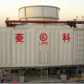 江苏冷却塔 工厂直供菱科牌横流式玻璃钢冷却塔 著名品牌