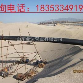 挖泥船用超高分子抽沙管