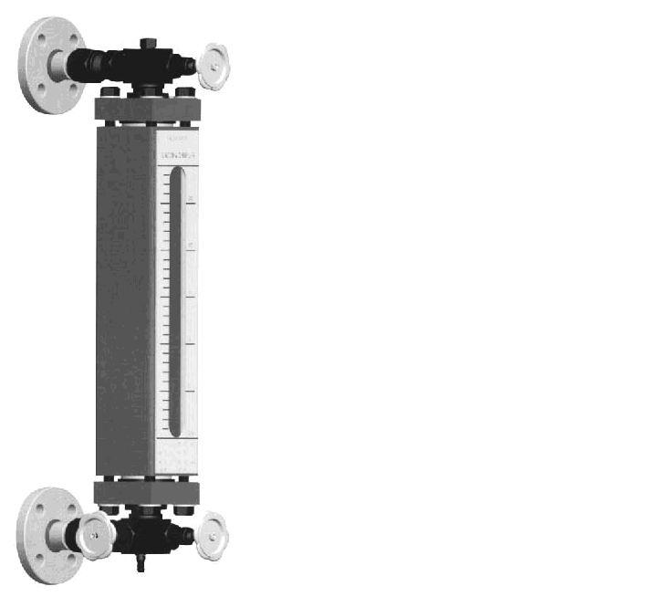 UGSS双色石英玻璃管液位计