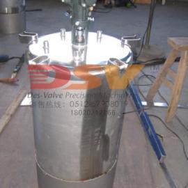 气动搅拌机不锈钢压力桶配专用搅拌器、压力罐搅拌机、密封桶搅拌