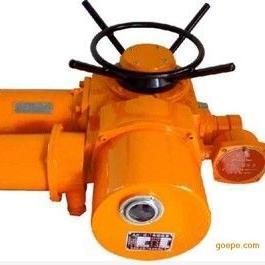 矿用防爆型阀门电动执行器