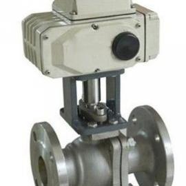 铸钢电动球阀,PN1.6 DN150电动球阀,法兰球阀厂家