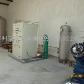 高纯材料生产保护气氛专用氮气净化机