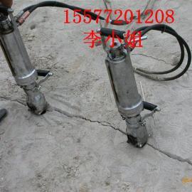 混凝土破拆机械  钢筋混凝土破拆机械-液压分裂机