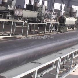 生产高分子塑料管道