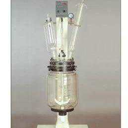 供应RV-620型真空反应器,双层玻璃反应釜价格