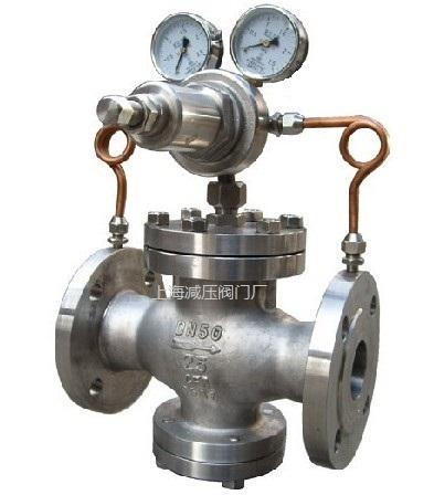 YK43F 高压气体减压阀,管道氧气减压阀找上海繁瑞阀门