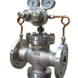 上海繁瑞阀门厂氧气减压阀 YK43F氧气压力表|氧气减压器