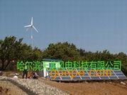 风光互补家用型3000W风力发电机