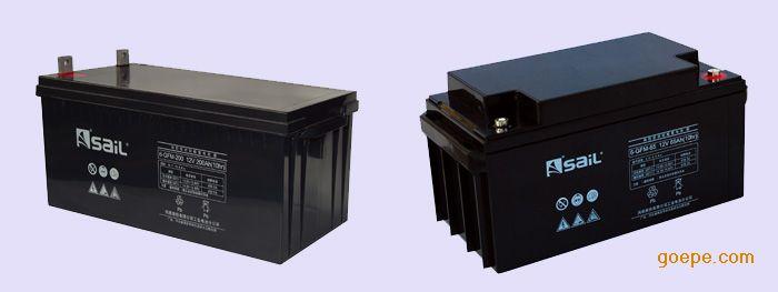 风帆工业蓄电池