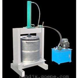 天翔双桶轮换式豆制品压榨机质量优 效率高