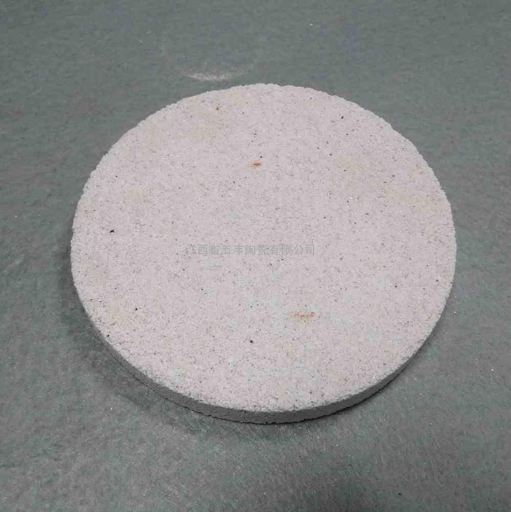250*250*60微孔陶瓷过滤板