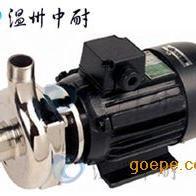 SFB型不锈钢耐腐蚀离心泵,小型离心泵,卫生级离心泵