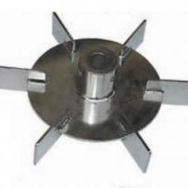 德斯威不锈钢叶片可定制/厂家直销不锈钢桨叶