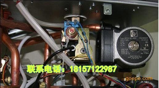 燃气调节阀 自由调温 通过壁挂炉的燃气调节阀调整火焰大小,并起到图片