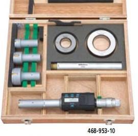 日本三丰468-974数显孔径千分尺可更换测头套装
