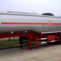 运油半挂车三轴石油运输半挂车