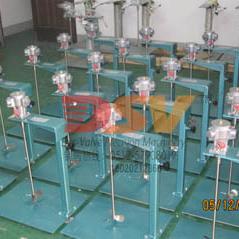 气动搅拌机20L桶手动升降式油漆涂料、油墨、胶水、化工液体搅拌&
