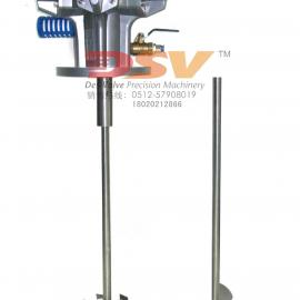 气动搅拌机不锈钢立式单浆55 加仑桶油漆涂料搅拌器