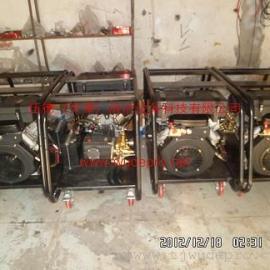柴油机驱动管道高压清洗机