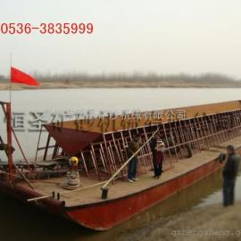 青州恒圣运沙船