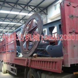 5.6米成球盘发往重庆渝溪产业集团