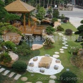 郑州私家庭院价格郑州私家庭院景观