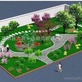 郑州私人别墅景观设计