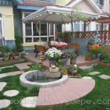 河南郑州私人别墅景观规划设计