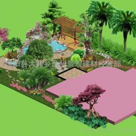郑州私家庭院景观设计公司