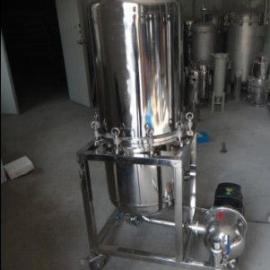 硅藻土过滤器-酒水过滤机