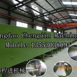 供应CJ-D6000平面乳胶生产流水线,平面乳胶片材流水线