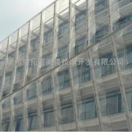 ETFE建筑幕��/ETFE幕�υO��c施工