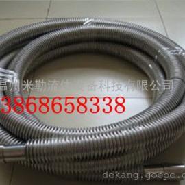 柔韧性好的波纹管,适合酒厂使用304不锈钢柔韧性好的波纹管