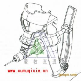 插瓶可调连续注射器