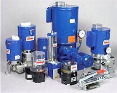 美国林肯P215集中润滑泵,气动黄油泵,林肯分配器