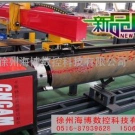 厂家直销淮北地区卡斯特台式龙门数控切割机+圆管机 官方标配