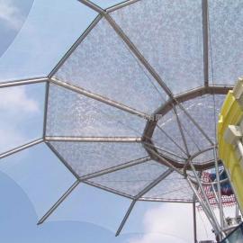 ETFE景观遮阳膜、透过膜结构小品