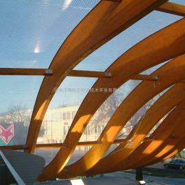 ETFE屋顶/ETFE出入口遮阳棚