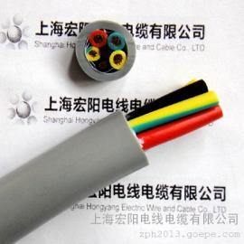 拖链电缆,上海宏阳高柔性拖链电缆,高柔性电缆